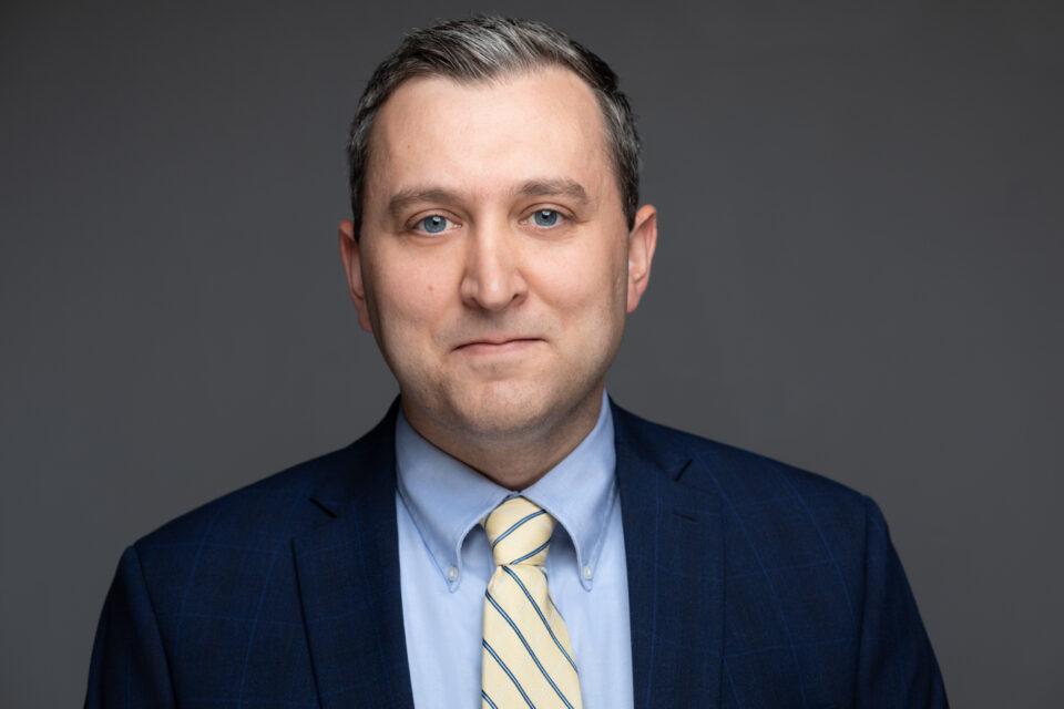 Kevin M. Lewis
